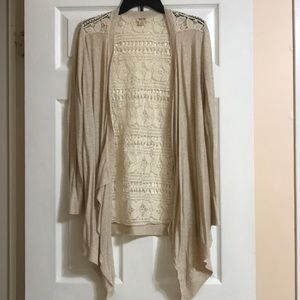 Mossimo Long Sleeve Cardigan